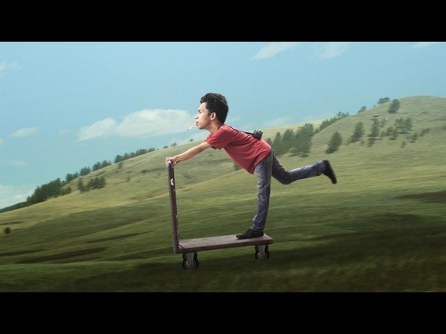Photoshop Tutorial | How to Make Caricature Photo Manipulation
