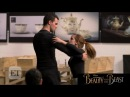 Beauty and the Beast: Emma Watson practices ballroom dance at table read