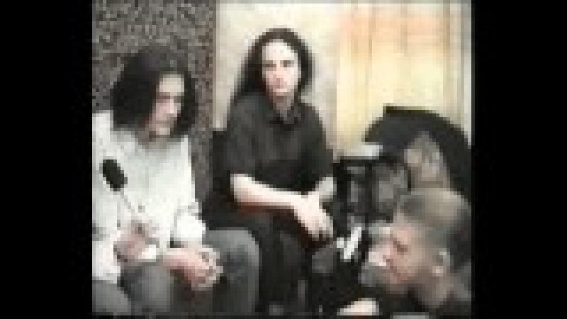 БУЙНОЕ ПОМЕШАТЕЛЬСТВО на РОСТОВ ТВ (телепередача-1994)