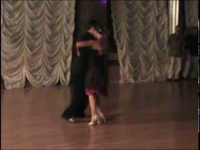 Клаудио Форте и Барбара Карпино (4) - Sabor del Tango-2011