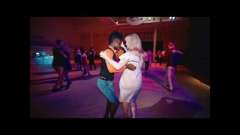Jacinto Sonya kizomba Dance - Vilnius Kizomba Festival 2017 - Party Dance