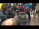 Труханов убегает из суда.