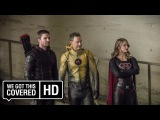 CRISIS ON EARTH-X Promo #3 HD DCTV CROSSOVER, THE FLASH, ARROW, SUPERGIRL