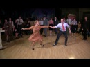 Lindy Hop J J Finals at Sultans of Swing 2017