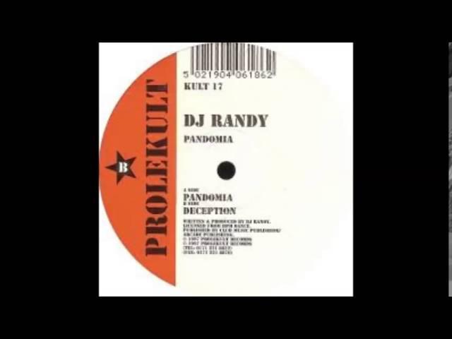 Dj Randy - Deception (1997)