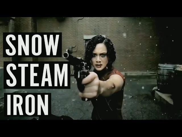 Zack Snyder Snow Steam Iron - iPhone Short Film