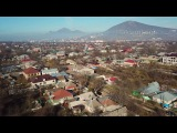 Виды Пятигорска (Поселок Горячеводский) и Домбая с квадрокоптера Dji Mavic Pro
