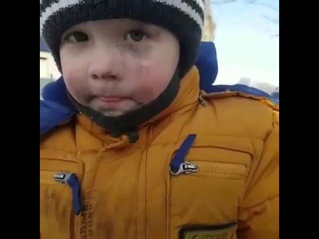Зачем ты ел снег Прости мама я больше так не буду когда тебе не до интернета