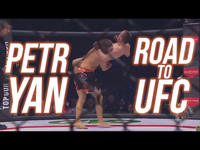 Petr Yan Road to UFC - Interview of one of the best Bantamweight MMA Fighters