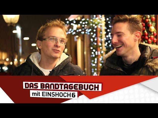 Deutsch lernen mit Musik (B1B2) | Das Bandtagebuch mit EINSHOCH6 | Teures Weihnachtsfest