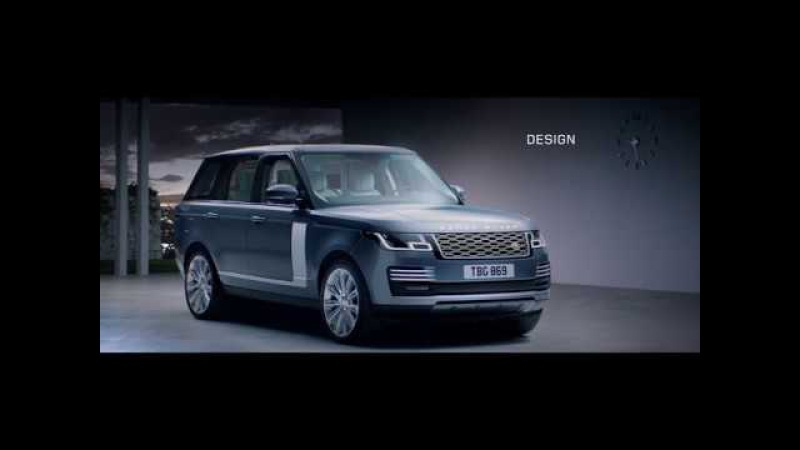 New RangeRover – Design , Technology and Performance
