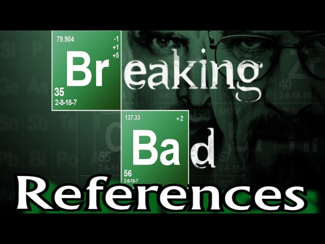 Breaking Bad References in Film and Television