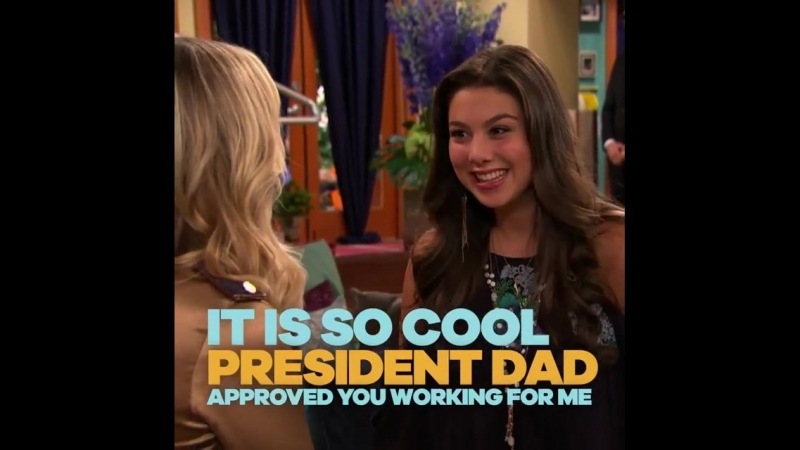 The Thundermans are living the presidential life on Saturday's new episode! 🙌 jackgriffo kirakosarin audreywhitby