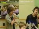 [Eng Sub] 090605 Tragedy - Onew Jonghyun (SHINee) @ Kiss the radio (sukira)