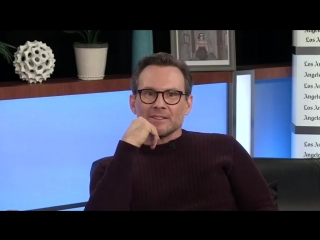 Christian Slater of 'Mr. Robot' interview LA Times 24.04.18