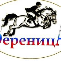 """Логотип КСК """"Вереница"""""""