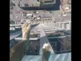 Are you afraid of heights The infinity-edge pool in Houston, located on the 40th floor, is made out of 8-inch-thick acrylic Ple