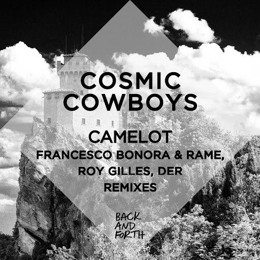 Cosmic Cowboys альбом Camelot
