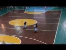 Спортивный клуб Файт . хип-хоп дуэт. Галушка К. Прозорова К. Дети 5-8