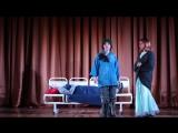 Сцена из пьесы М. Горького На дне. 11б класс