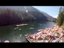 В Альпах летом обалденно! Горные озера, рафтинг,в Австrie-yuklip-scscscrp