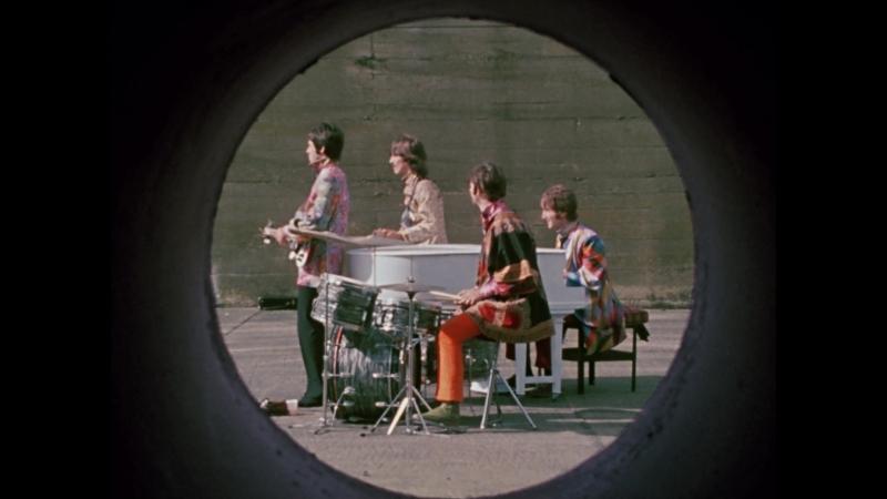Волшебное таинственное путешествие The Beatles Magical Mystery Tour 1969 1080p