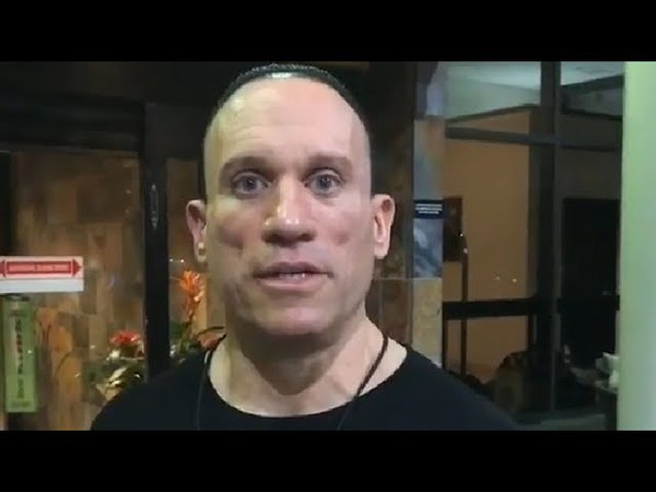 Dave Palumbo Kicked Out of NPC Nationals! Response Call to Arms