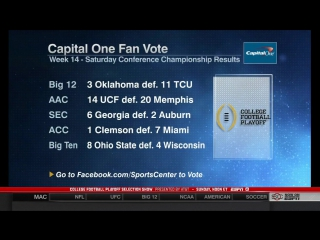 NCAA.2017.Week.14.ESPN.College.Football.Final.720p