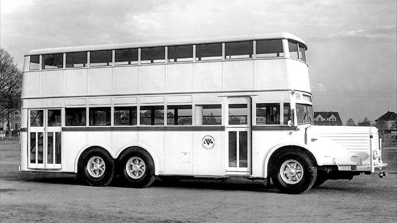 Bussing NAG Typ D38 1938