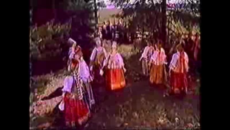 пос. Каменка (?) Мезенского р-на Архангельской обл. У Егорья