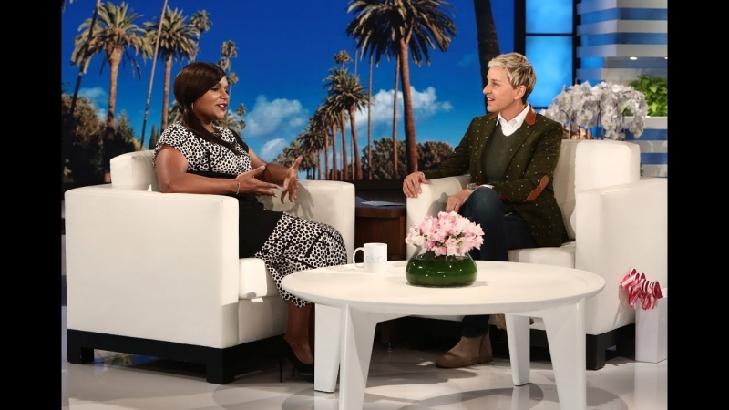 Mindy Kaling Talks Full-Circle Moment with The Mindy Project RUS SUB