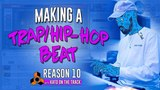How To Make a Trap Influenced Hip-Hop Beat In Reason 10 - Kato On The Track Tutorial