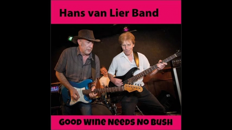 Hans Van Lier Band2017-Harder To Kill