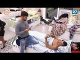 22/09 - Marcelo e Yuri falando os motivos da saída da Nicole - 00:49
