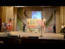 Выступление воспитанников сада Красная шапочка на концерте ко Дню Учителя