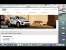 Покупка нового автомобиля Range Rover Evoque