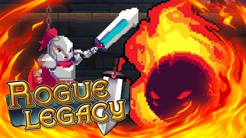 [Тиджой] Rogue Legacy 3 - Понос де Леон