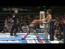 YOH SHO c vs BUSHI Hiromu Takahashi vs Yoshinobu Kanemaru El Desperado NJPW 46th Anniversary Show