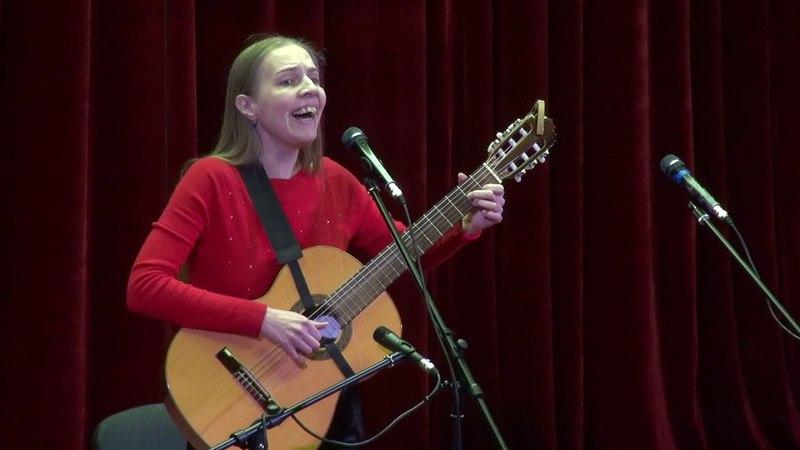 Ирена Ветчинина (автор музыки) III-тур XXIX Моск конкурса АП. Песни на стихи Черубины де Габриак.