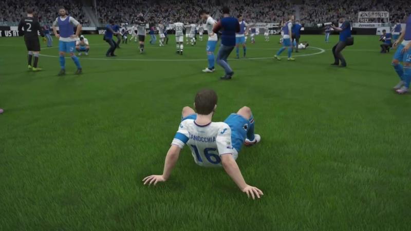 SERIE A TiM JUVENTUS nine-goal thriller!