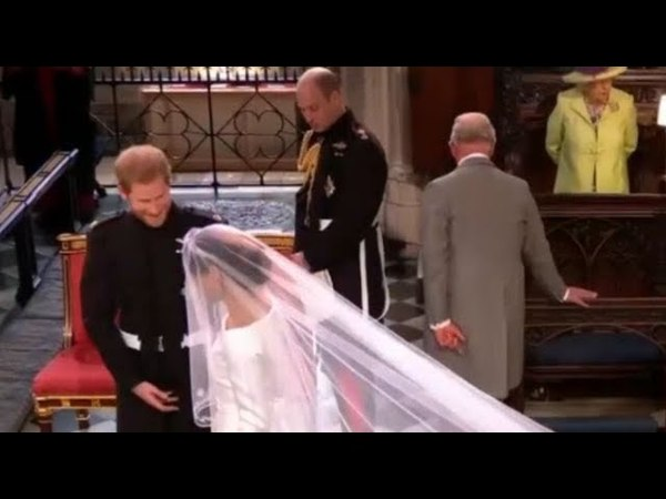FULL Royal Wedding 2018 of Prince Harry and Meghan Markel - 5192018
