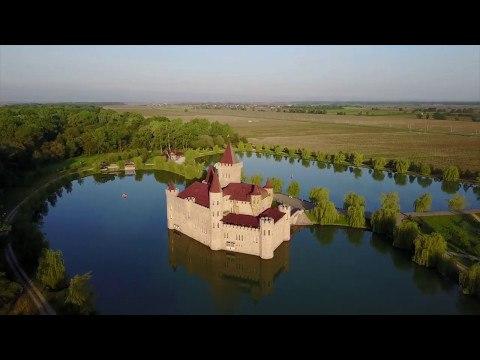 Замок Шато Эркен в Кабардино Балкарии