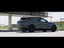 Range Rover Velar Vossen Hybrid Forged HF-1 Tinted Gloss Black