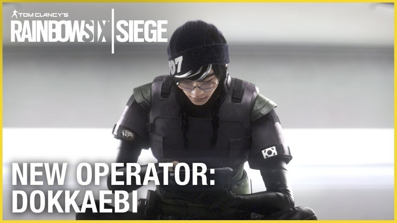 Rainbow Six Siege Operation White Noise Dokkaebi Trailer Ubisoft NA