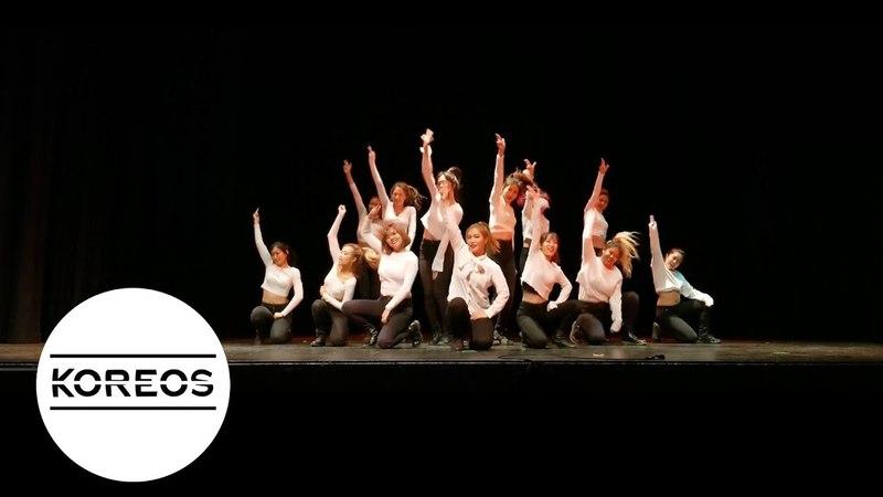 [Koreos] SeventeenBlackpinkBTS Exhibition Performance K-Factor 2018