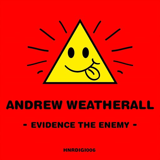 Andrew Weatherall альбом Evidence The Enemy