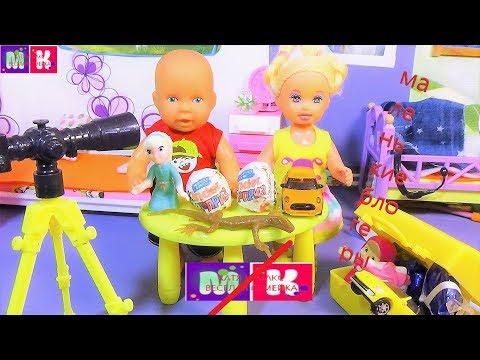 КАТЯ И МАКС ВЕСЕЛАЯ СЕМЕЙКА. КАК КАТЯ И МАКС СТАЛИ БЛОГЕРАМИ. Мультики куклы видео.