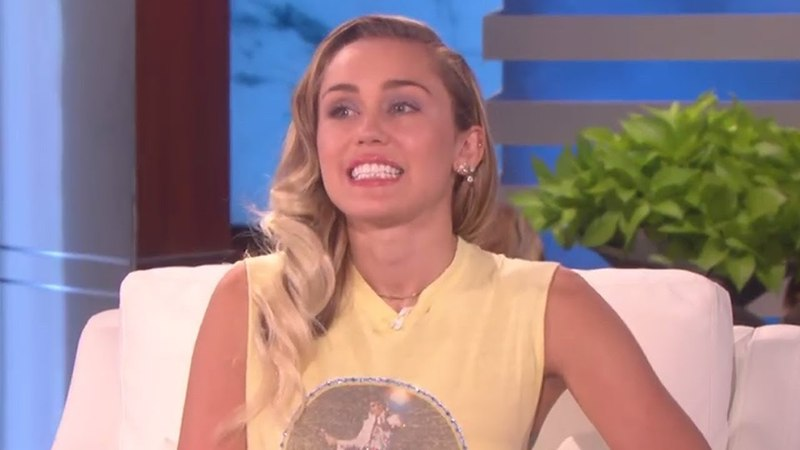 Miley Cyrus BRAGS About Sex Life With Liam Hemsworth