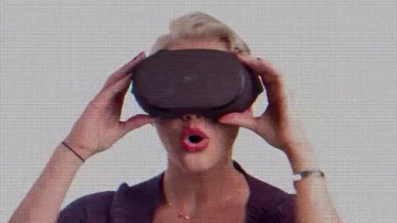 Очки 👓 виртуальной реальности