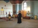 Храм святой княгини Ольги в Преполовенке из цикла Путь паломника